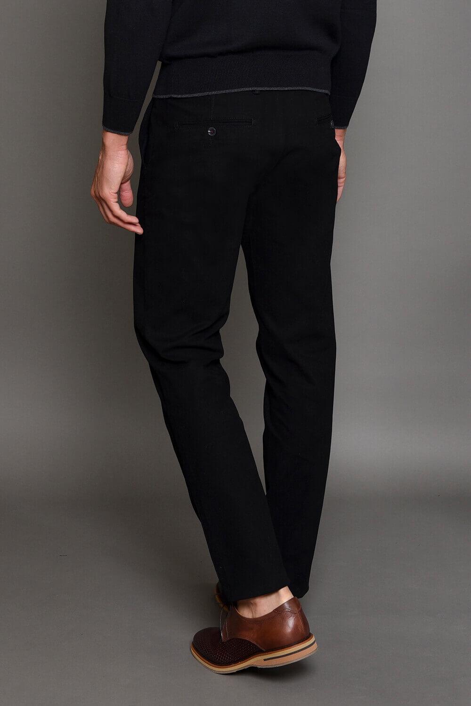 Μαύρο Ανδρικό Παντελόνι