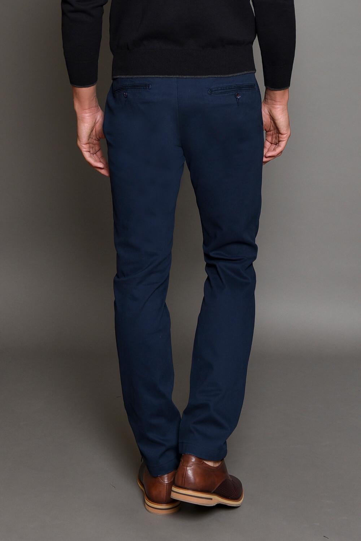 Μπλε Ανδρικό Παντελόνι