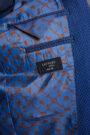 Μπλε Ανοιχτό Ανδρικό Σακάκι Με Σχέδιο