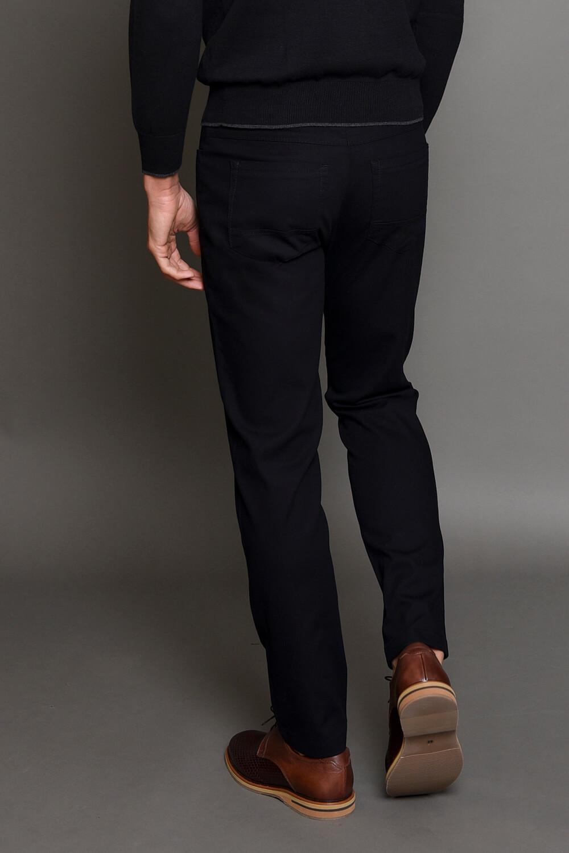 Σκούρο Μπλε Ανδρικό Παντελόνι