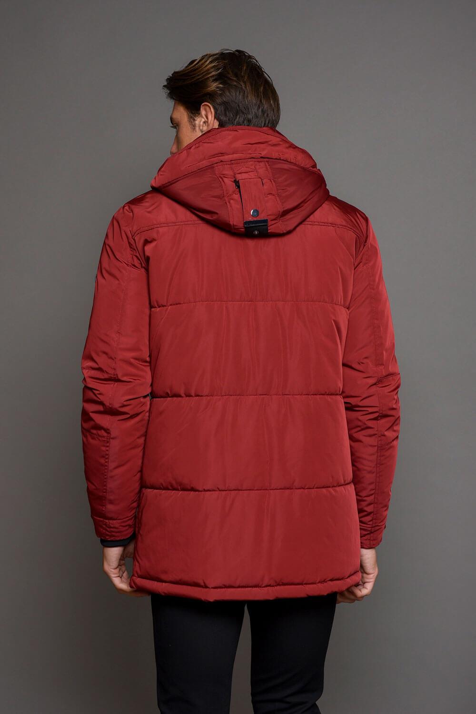 Κόκκινο Μπουφάν Ανδρικό 47-14-121-MF5230203