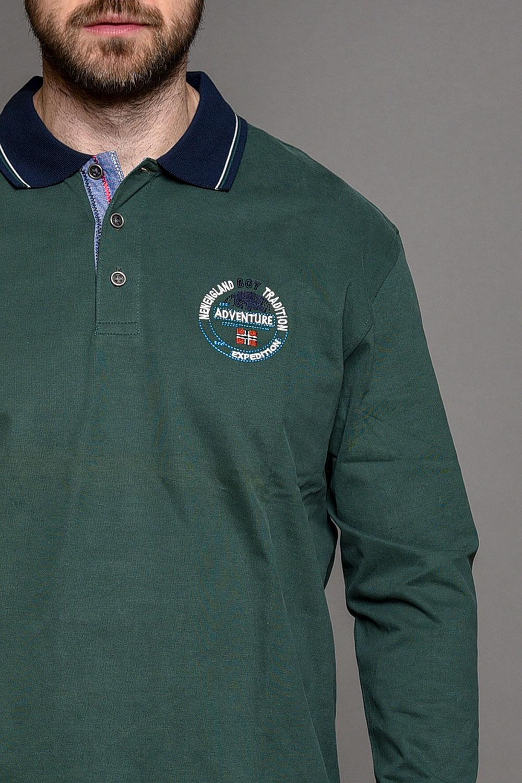 Πράσινη Ανδρική Μπλούζα Πόλο